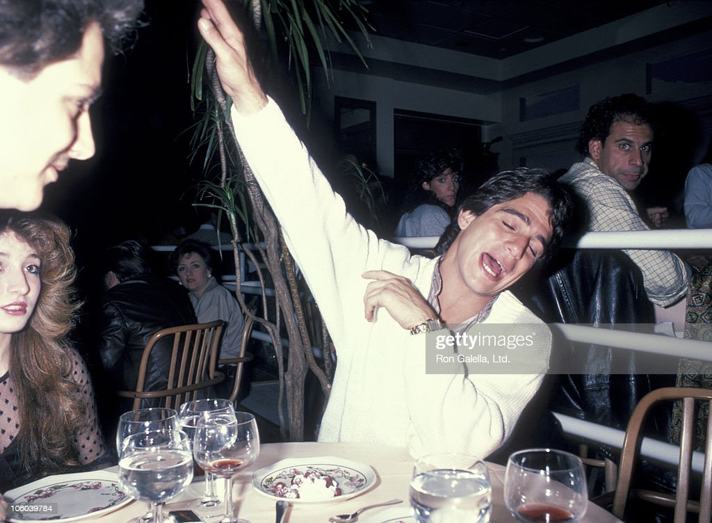 Tony Danza during Tony Danza Sighted Dining at Canastel's Restaurant November 1 1985 at Canastel's Restaurant in New York City New York United States