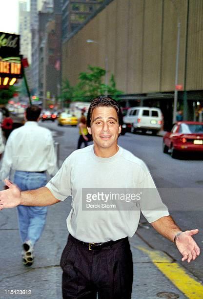 Tony Danza during Tony Danza Sighting at Rihga Royal Hotel June 10 1997 at Tony Danza sighting at Rihga Royal Hotel NYC in New York City New York...