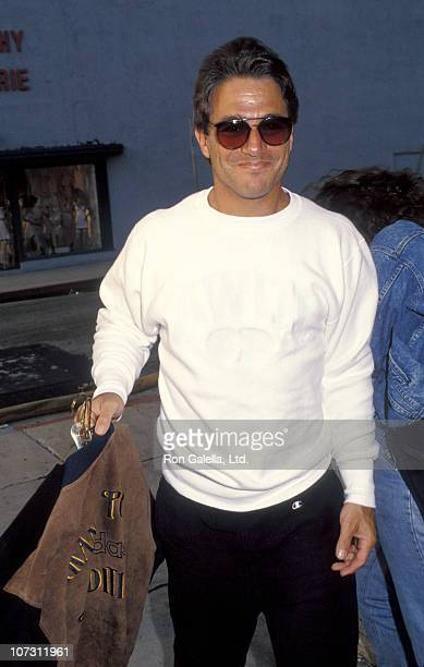 Tony Danza during Tony Danza Sighting at The Coronet Theater May 21 1992 at Coronet Theater in Los Angeles California United States