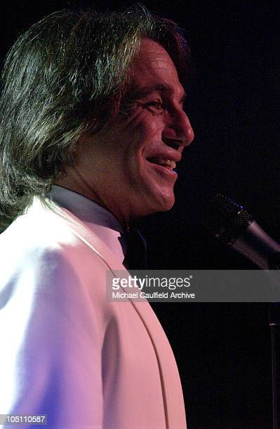 Tony Danza performs at Feinstein's Cinegrill in Hollywood