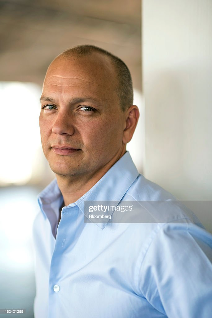 <a gi-track='captionPersonalityLinkClicked' href=/galleries/search?phrase=Tony+Fadell&family=editorial&specificpeople=8578729 ng-click='$event.stopPropagation()'>Tony Fadell</a>, founder and chief executive officer of Nest Labs Inc., stands for a photograph after a Bloomberg Studio 1.0 interview in San Francisco, California, U.S., on Wednesday, July 29, 2015. Nest Labs Inc. designs and manufactures wifi enabled learning and programmable devices such as thermostats, smoke detectors and security cameras for the home. Photographer: David Paul Morris/Bloomberg via Getty Images
