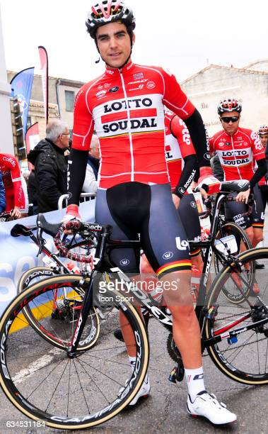 Tony Gallopin of Lotto Soudal during the stage 1 of the Etoile of Besseges on February 1 2017 in Beaucaire France