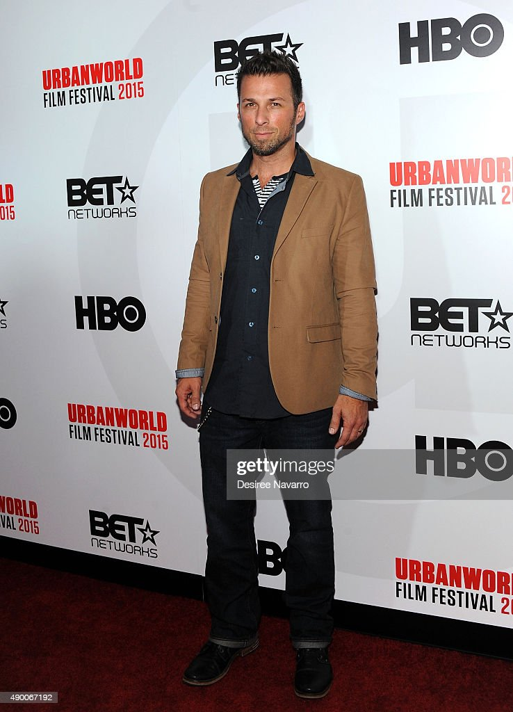 Tony Gapastione attends 2015 Urbanworld Film Festival at AMC Empire 25 theater on September 25, 2015 in New York City.