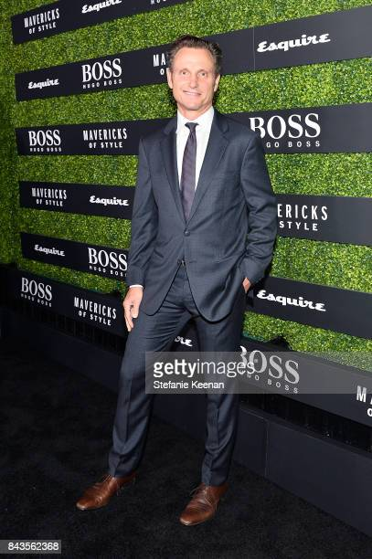 Tony Goldwyn attends Esquire Celebrates September Issue's 'Mavericks of Style' Presented by Hugo Boss at Chateau Marmont on September 6 2017 in Los...