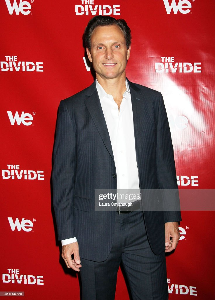 Tony Goldwyn attends 'The Divide' series premiere at Dolby 88 Theater on June 26, 2014 in New York City.