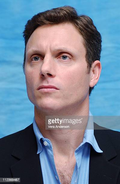 Tony Goldwyn during 'The Last Samurai' Press Conference with Tom Cruise Ken Watanabe Ed Zwick Hiroyuki Sanada and Tony Goldwyn at Regent Beverly...