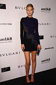 Tony Grann attends the amfAR Milano 2014 Gala as part of Milan Fashion Week Womenswear Spring/Summer 2015 on September 20 2014 in Milan Italy