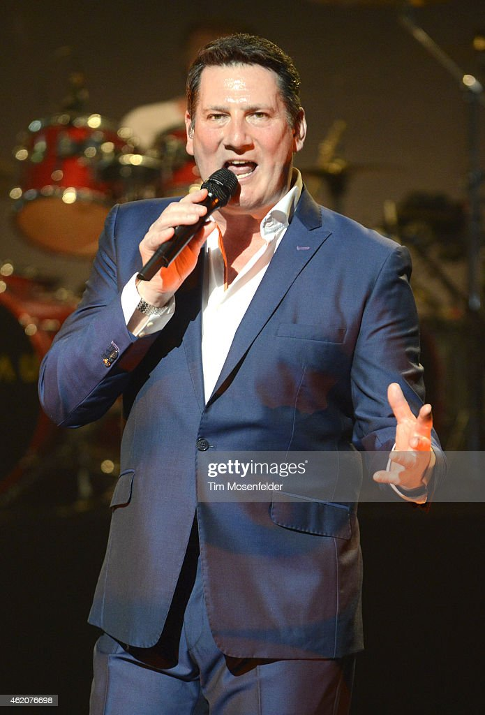 Spandau Ballet Perform At The Warfield  Center