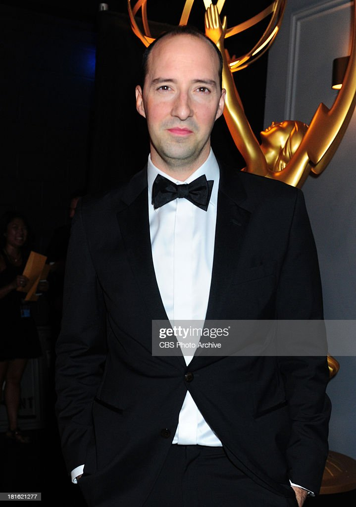 Tony Hale at the 65th Primetime Emmy Awards, which will be broadcast live across the country 8:00-11:00 PM ET/ 5:00-8:00 PM PT from NOKIA Theater L.A. LIVE in Los Angeles, Calif., on Sunday, Sept. 22 on the CBS Television Network.