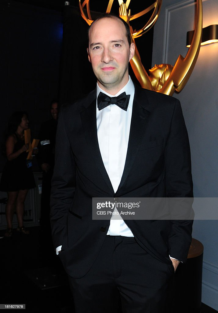Tony Hale at the 65th Primetime Emmy Awards which will be broadcast live across the country 8:00-11:00 PM ET/ 5:00-8:00 PM PT from NOKIA Theater L.A. LIVE in Los Angeles, Calif., on Sunday, Sept. 22 on the CBS Television Network.