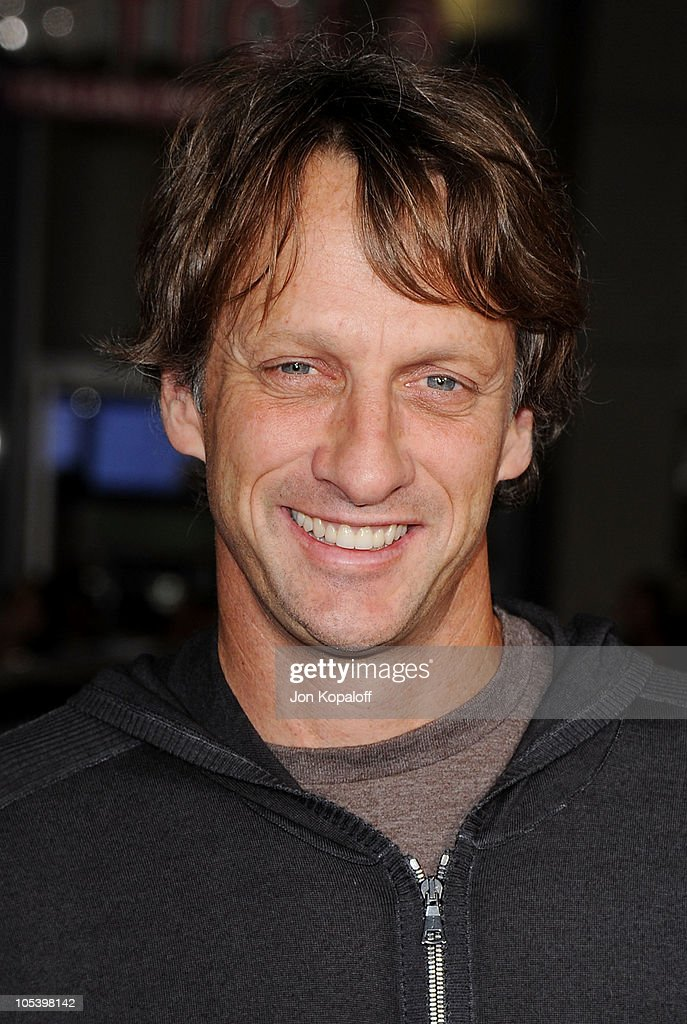 <a gi-track='captionPersonalityLinkClicked' href=/galleries/search?phrase=Tony+Hawk+-+Skateboarder&family=editorial&specificpeople=201818 ng-click='$event.stopPropagation()'>Tony Hawk</a> arrives at the Los Angeles Premiere 'Jackass 3D' at Grauman's Chinese Theatre on October 13, 2010 in Hollywood, California.