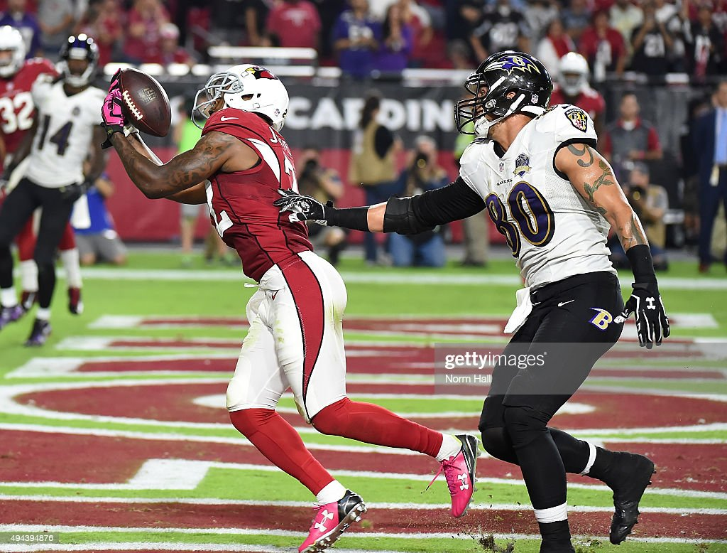 Baltimore Ravens v Arizona Cardinals s and