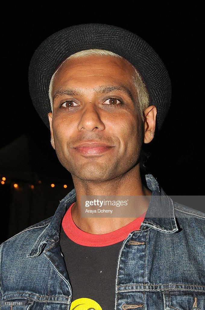 Tony Kanal attends the Kings of the Mic Tour with special guests LL Cool J, Ice Cube, Public Enemy and De La Soul at The Greek Theatre on July 7, 2013 in Los Angeles, California.
