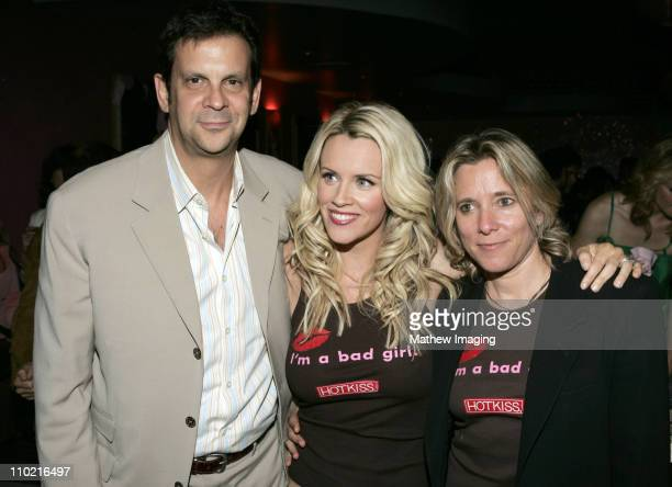 Tony Krantz executive producer Jenny McCarthy Nina Lederman executive producer