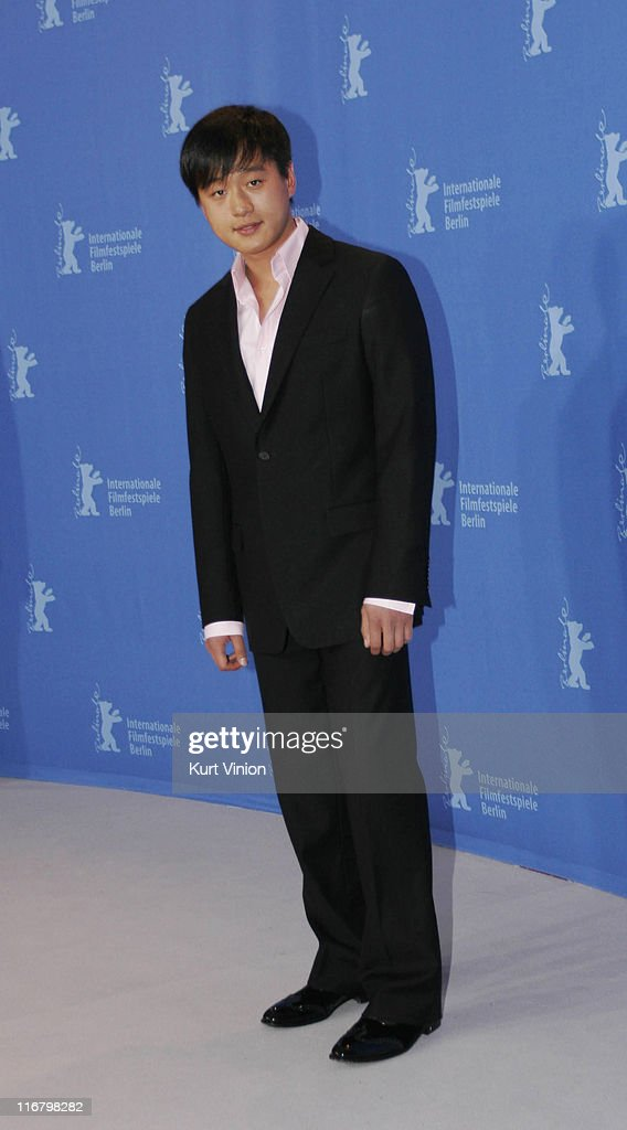 Tony Leung during The 57th Annual Berlinale International Film Festival - 'Lost in Beijing' - Photocall in Berlin, Germany.
