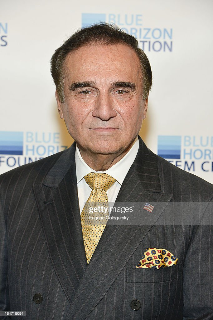 Tony Lo Bianco attends the 2nd Annual Blue Horizon Foundation Gala at Guastavino's on October 15, 2013 in New York City.