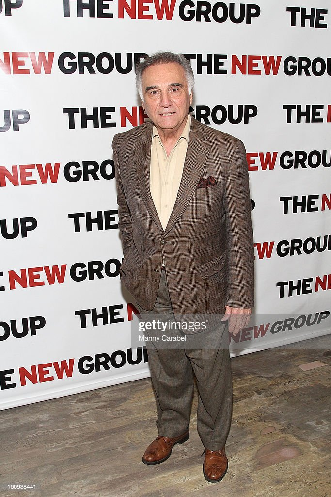 <a gi-track='captionPersonalityLinkClicked' href=/galleries/search?phrase=Tony+Lo+Bianco&family=editorial&specificpeople=235925 ng-click='$event.stopPropagation()'>Tony Lo Bianco</a> attends the World Premiere of 'Clive' at West Bank Cafe on February 7, 2013 in New York City.