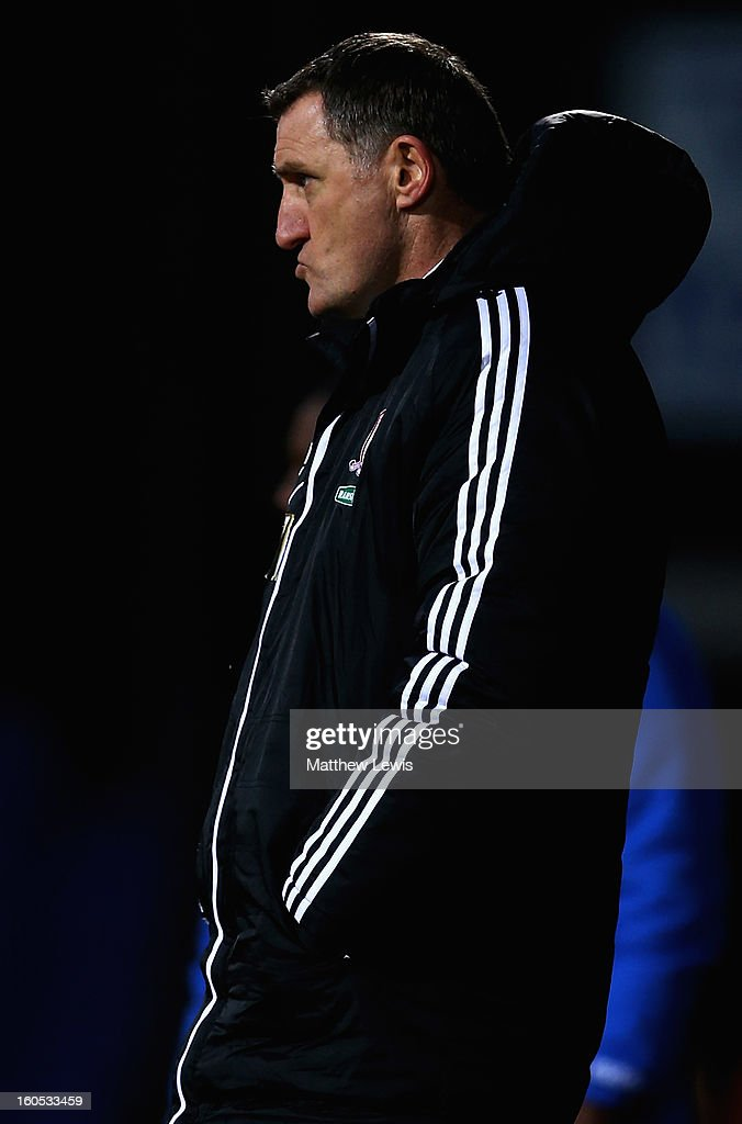 <a gi-track='captionPersonalityLinkClicked' href=/galleries/search?phrase=Tony+Mowbray&family=editorial&specificpeople=3470107 ng-click='$event.stopPropagation()'>Tony Mowbray</a>, manager of Middlesbrough looks on during the npower Championship match between Ipswich Town and Middlesbrough at Portman Road on February 2, 2013 in Ipswich, England.