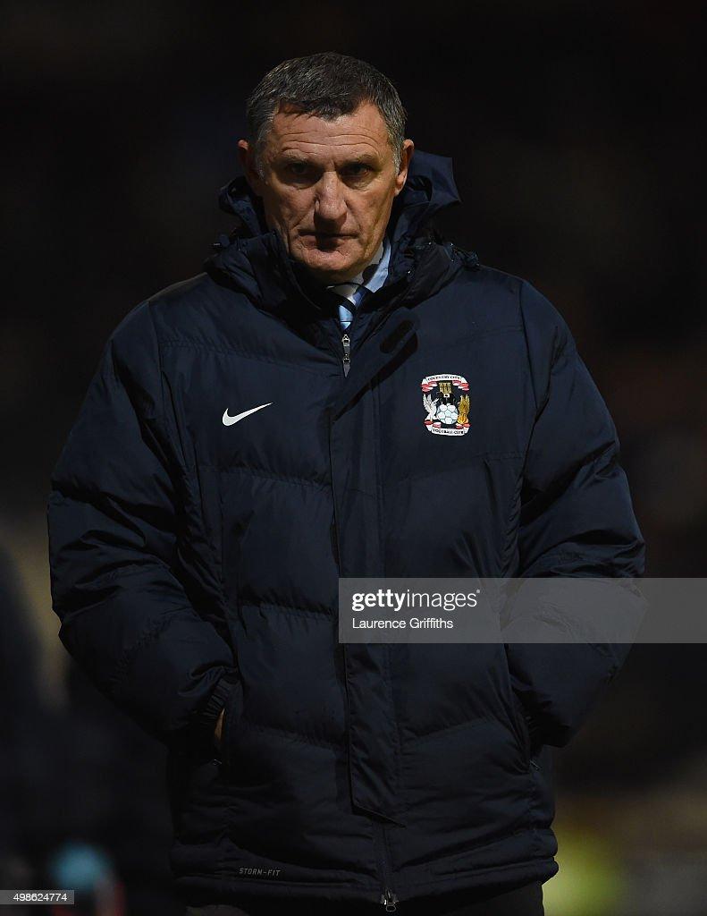 Bradford City v Coventry City - Sky Bet League One