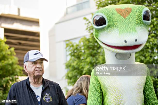 Geico Lizard Stock Photos and Pictures | Getty Images