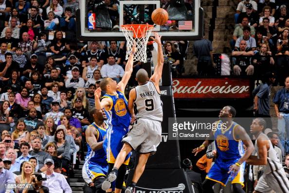 Golden State Warriors v San Antonio Spurs - Game Two ...