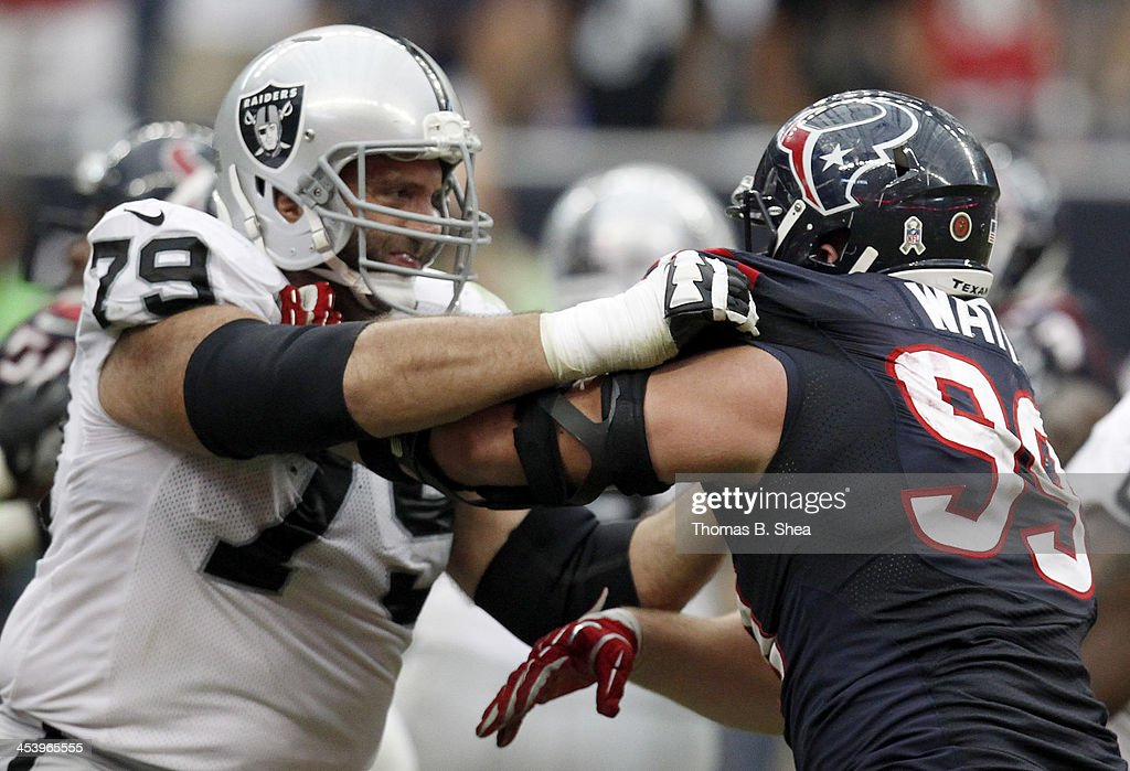 Oakland Raiders v Houston Texans