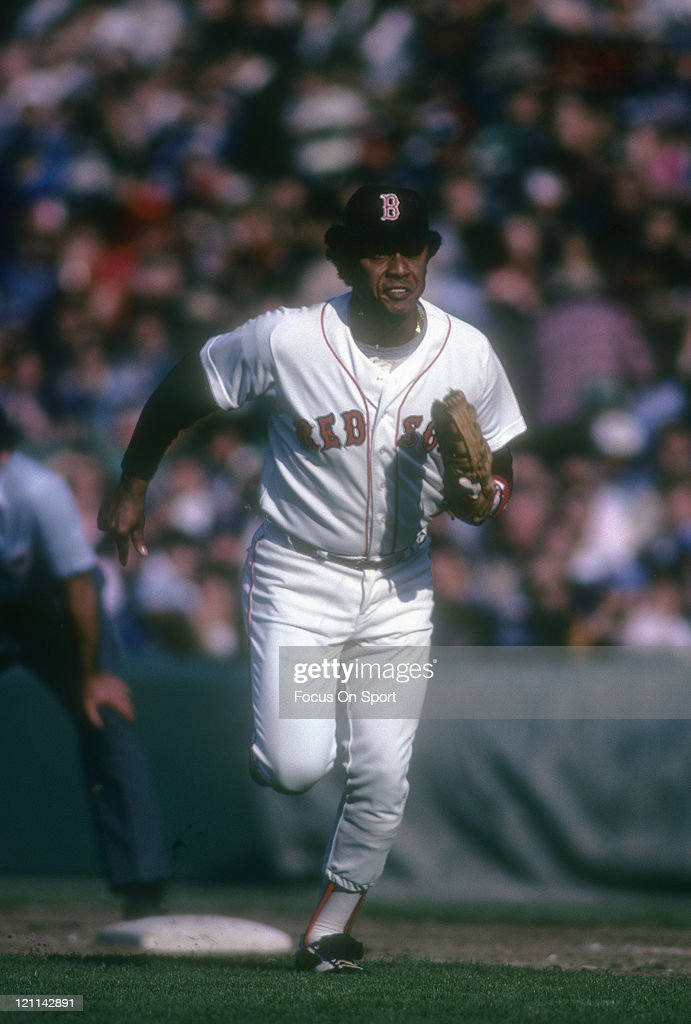 tony-perez-of-the-boston-red-sox-charges