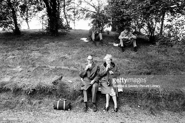 Tony RayJones created most of his images of the British at work and leisure between 19661969 He found inspiration in two related sides of life...