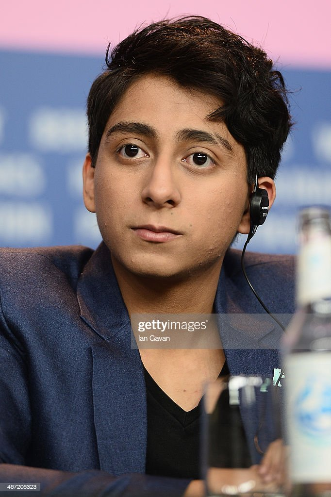 Tony Revolori attends 'The Grand Budapest Hotel' press conference during 64th Berlinale International Film Festival at Grand Hyatt Hotel on February 6, 2014 in Berlin, Germany.