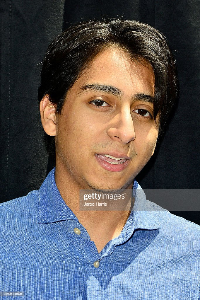 <a gi-track='captionPersonalityLinkClicked' href=/galleries/search?phrase=Tony+Revolori&family=editorial&specificpeople=12456874 ng-click='$event.stopPropagation()'>Tony Revolori</a> attends the Unveiling of 'Grand Budapest Hotel' Made of 50,000 Lego bricks in celebration of the DVD/Blu-Ray release at The Grove on June 14, 2014 in Los Angeles, California.