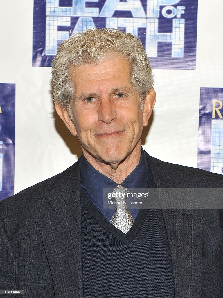 Tony Roberts attends the 'Leap Of Faith' Broadway Opening Night at St. James Theatre on April 26, 2012 in New York City.