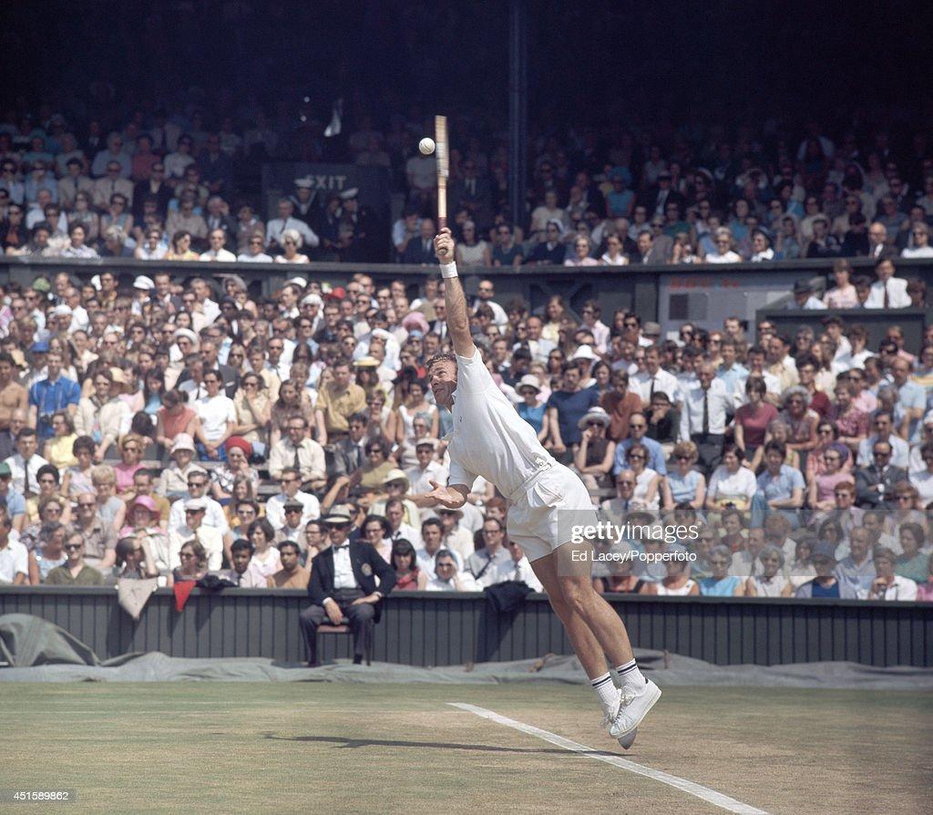 Tony Roche Wimbledon