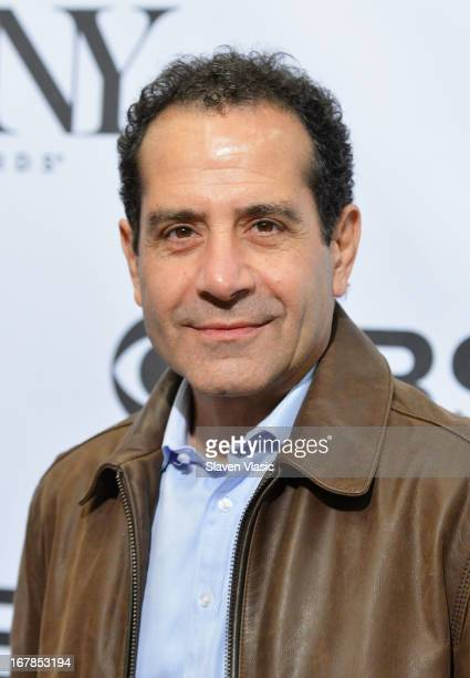 Tony Shalhoub attends 2013 Tony Awards The Meet The Nominees Press Junket at the Millenium Hilton on May 1 2013 in New York City