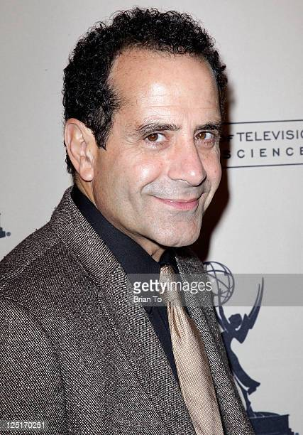 Tony Shalhoub attends 63rd primetime Emmy writers nominee reception at Leonard H Goldenson Theatre on September 15 2011 in North Hollywood California