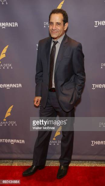 Tony Shalhoub attends the 2017 Drama Desk Awards at Town Hall on June 4 2017 in New York City
