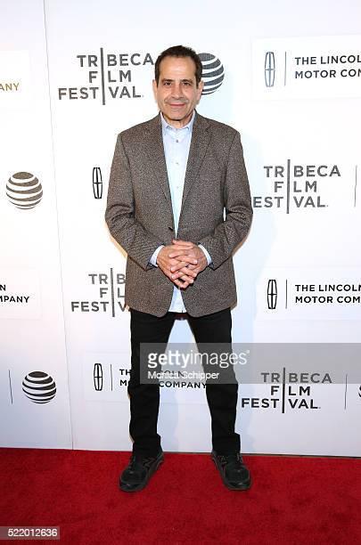 Tony Shalhoub attends the 'Custody' Premiere 2016 Tribeca Film Festival at BMCC John Zuccotti Theater on April 17 2016 in New York City