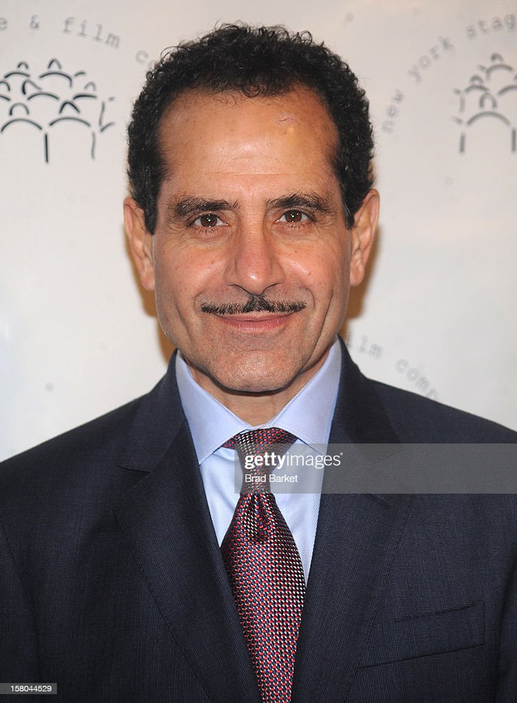 Tony Shalhoub attends the New York Stage and Film Annual Winter Gala at The Plaza Hotel on December 9, 2012 in New York City.