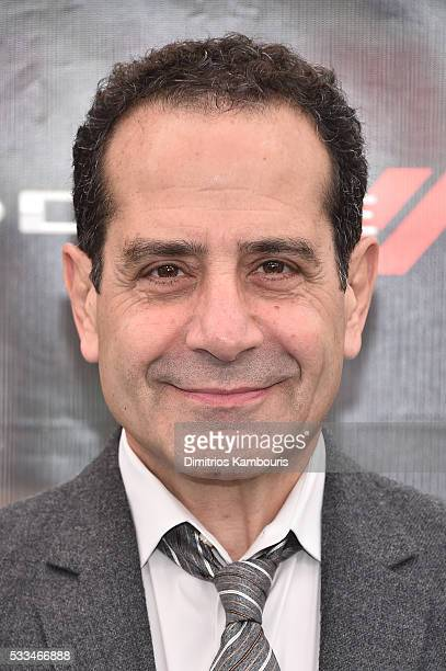 Tony Shalhoub attends the 'Teenage Mutant Ninja Turtles Out Of The Shadows' World Premiere at Madison Square Garden on May 22 2016 in New York City