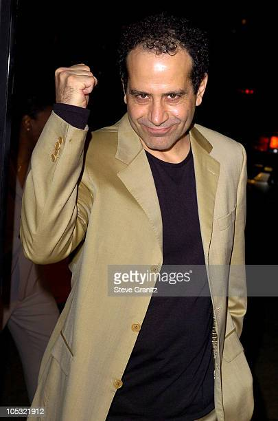 Tony Shalhoub during 'Against The Ropes' Premiere at Graumann's Chinese Theatre in Los Angeles California United States