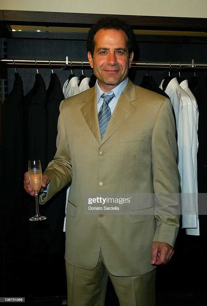 Tony Shalhoub during Cerruti and David Cardona Co-Host Private Party to Celebrate the Opening of Cerruti Beverly Hills Benefiting OPCC at Cerruti Store in Beverly Hills, California, United States.