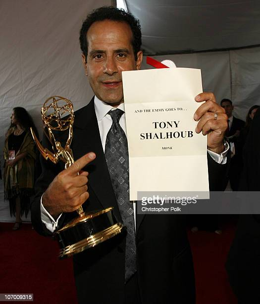 Tony Shalhoub winner Outstanding Lead Actor in a Comedy Series for 'Monk'