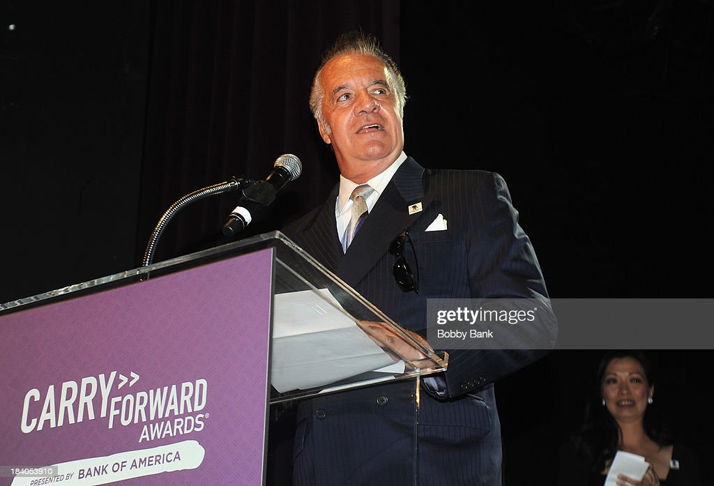 <a gi-track='captionPersonalityLinkClicked' href=/galleries/search?phrase=Tony+Sirico&family=editorial&specificpeople=218067 ng-click='$event.stopPropagation()'>Tony Sirico</a> attends the Wounded Warrior Project Carry Forward Awards Show at Club Nokia on October 10, 2013 in Los Angeles, California.