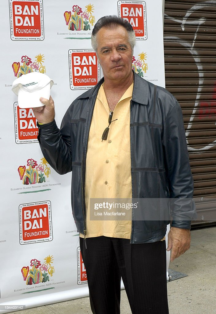 Tony Sirico during The 12th Annual Kids for Kids Celebrity Carnival to Benefit the Elizabeth Glaser Pediatric AIDS Foundation - Arrivals at Industria Superstudio in New York City, New York, United States.