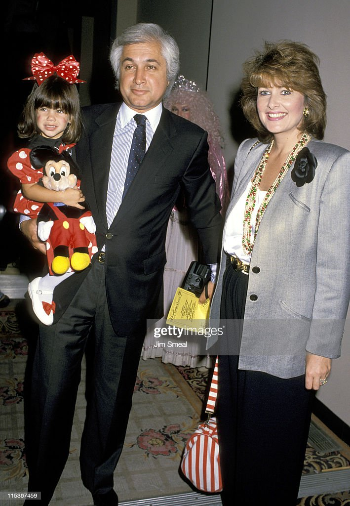 Tony Thomopoulos, Christine Ferrare, And Daughter Alexandra