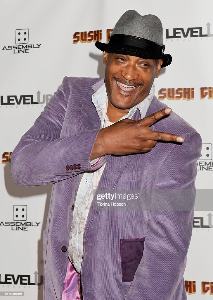 Tony Todd attends the 'Sushi Girl' Los Angeles premiere at Grauman's Chinese Theatre on November 27, 2012 in Hollywood, California.