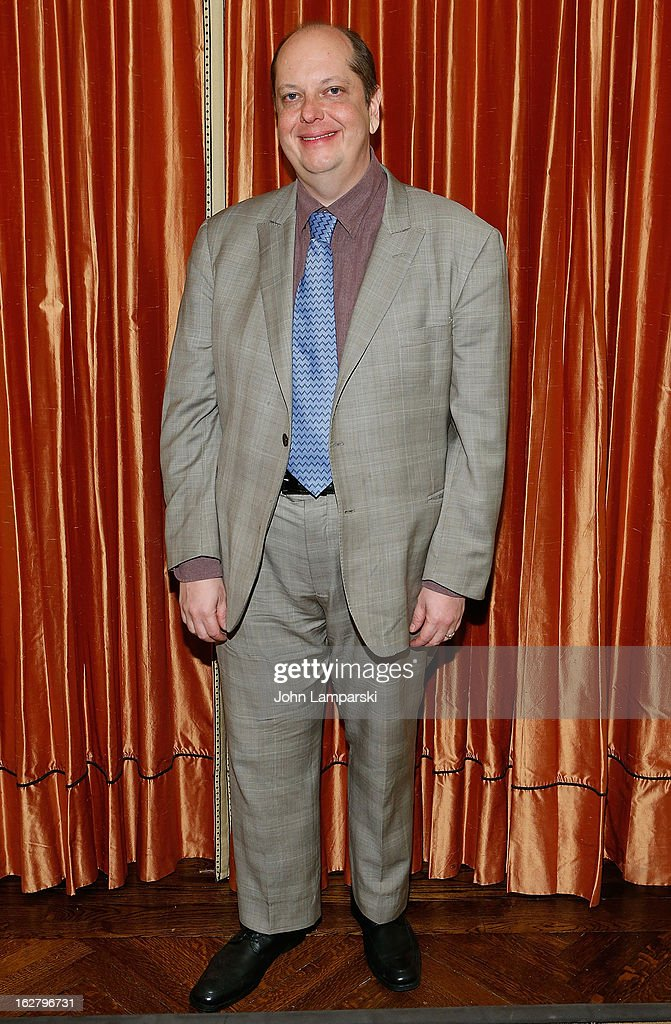 Tony Torn attends the 'Breakfast At Tiffany's' Press Preview at Cafe Carlyle on February 27, 2013 in New York City.