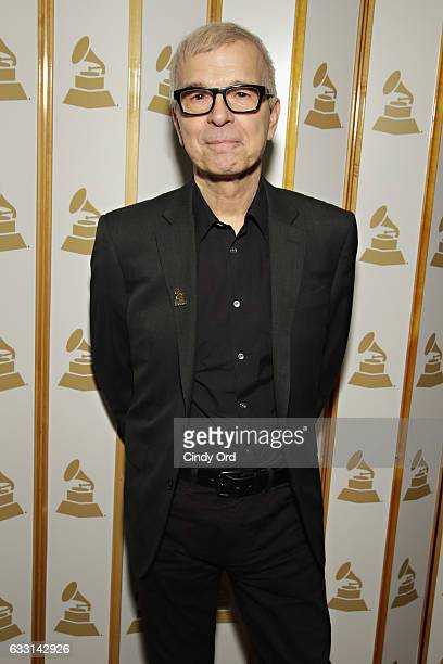 Tony Visconti attends the GRAMMY Nominee Reception NYC at The Top of The Standard on January 30 2017 in New York City