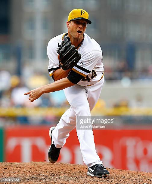 Milwaukee Brewers V Pittsburgh Pirates: Tony Watson Baseball Player Stock Photos And Pictures