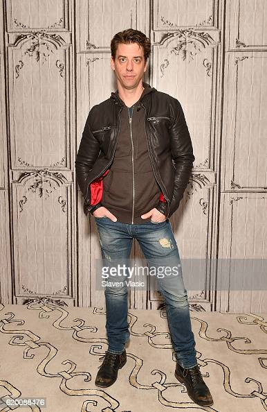 Tony winner Christian Borle visits AOL BUILD to talk about Broadway's newest production 'Falsettos' at AOL HQ on November 1 2016 in New York City