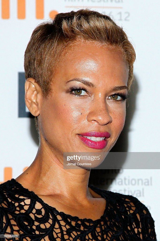 Tonya Lewis Lee attends the 'Bad 25' Premiere during the 2012 Toronto International Film Festival held at the Ryerson Theatre on September 15, 2012 in Toronto, Canada.